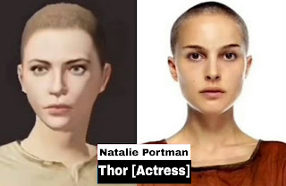 Thor movie actress