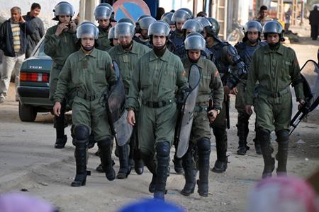 الداخلية تمنع وقفة أمام البرلمان احتجاجا على الاعتداءات الصهيونية على المقدسيين