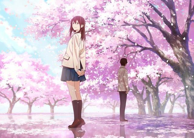 Bohaterka filmu Kimi no Suizou wo Tabetai, Sakura