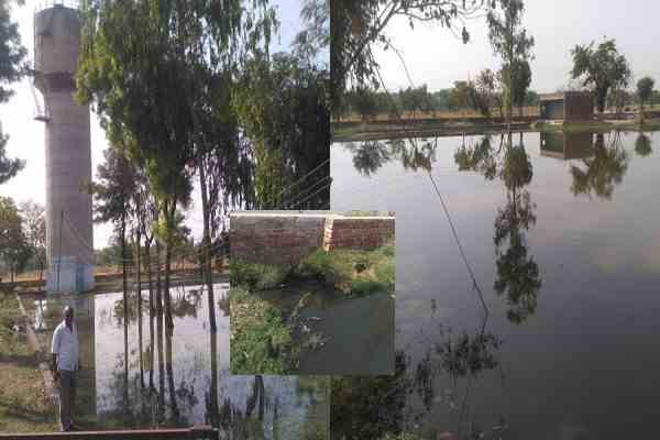 hasanpur-news-dirty-water-supply-public-angry-against-government