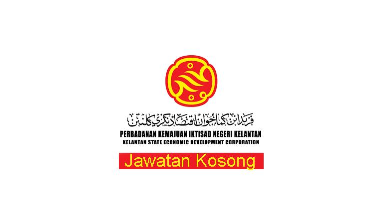 Kekosongan Terkini di Perbadanan Kemajuan Iktisad Negeri Kelantan (PKINK)