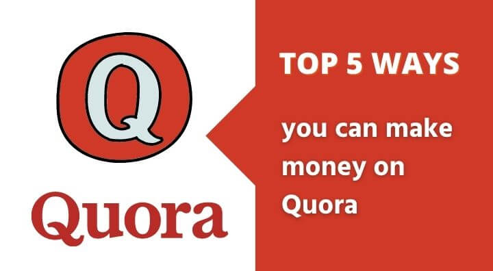 How to make money online with quora