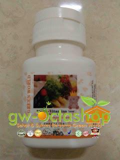 Green World Multi Vitamin Tablet For Children