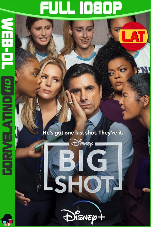 Big Shot (2021) DSNY+ Temporada 01 FINAL [10/10] WEB-DL 1080p Latino-Ingles MKV