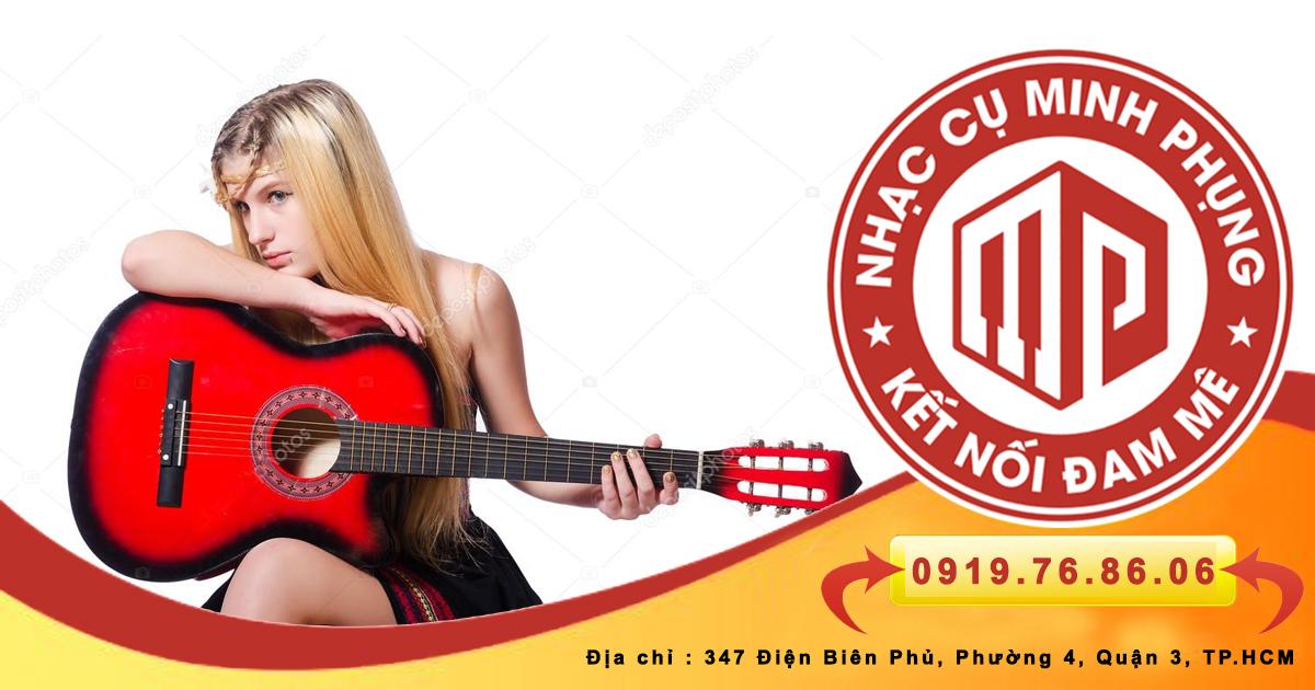 Đàn Guitar Classic Yamaha - Đại Lý Phân Phối Chính Thức