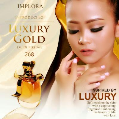 Model Remaja Berbakat Surabaya Momo Indie Implora Luxury Gold