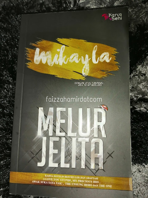Review Novel ~ Mikayla