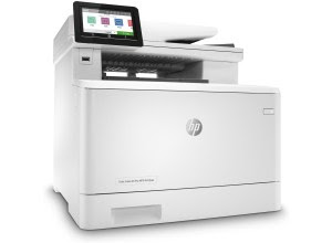 HP LaserJet Pro M479dw Drivers Download