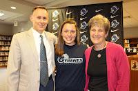 Three Montgomery Catholic Athletes Sign Commitments May 3 3