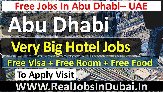 Abu Dhabi National Hotel Jobs In Abu Dhabi - UAE 2021