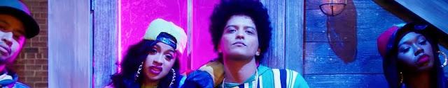 Video: Bruno Mars y Cardi B - Finesse (En Vivo)