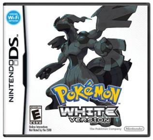 Rom Pokemon White Version NDS