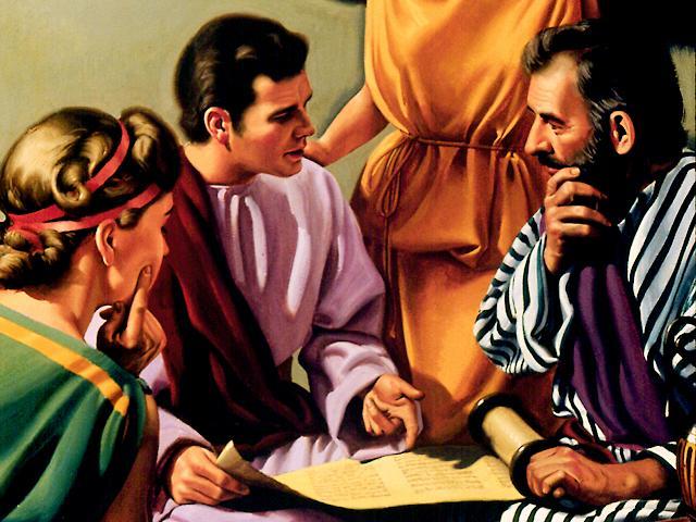 Não recebe em casa biblia