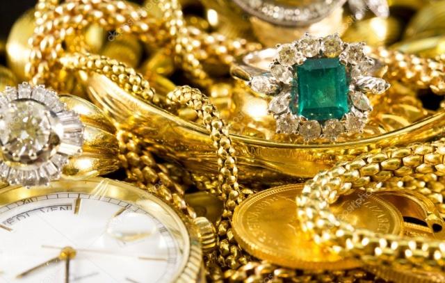 Jenis Logam untuk Perhiasan