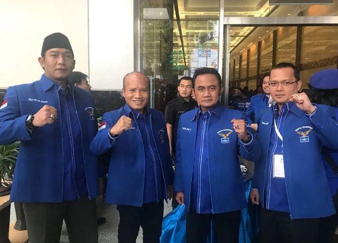 Sudah Siapkan Peluru, Politisi Demokrat Ajak Gulingkan Jokowi