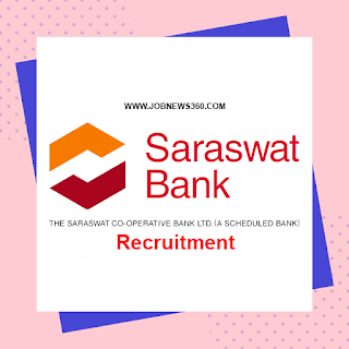 Saraswat Bank Recruitment 2020 for Junior Officer
