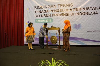 Gubernur Arinal Berharap Perpustakaan Makin Mencerdaskan Masyarakat Lampung