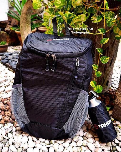 BEST LIGHTWEIGHT BACKPACK - PTT OUTDOOR TAHAN Ultralight 35L Foldable Bagpack