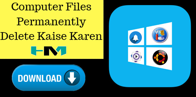 Computer Se Files Or Folder Kaise Delete Karte Hai