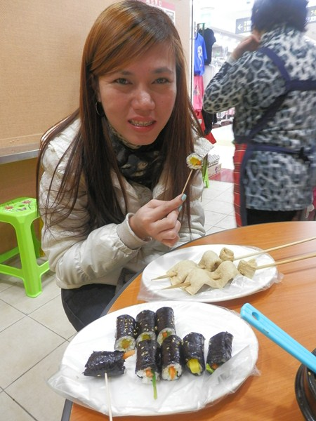 esors HAEppiness South Korea Again  Day 5 SPAO K