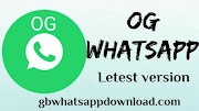 OG WhatsApp pro the latest version 8.75 Anti-Ban Apk for andoid 2020.