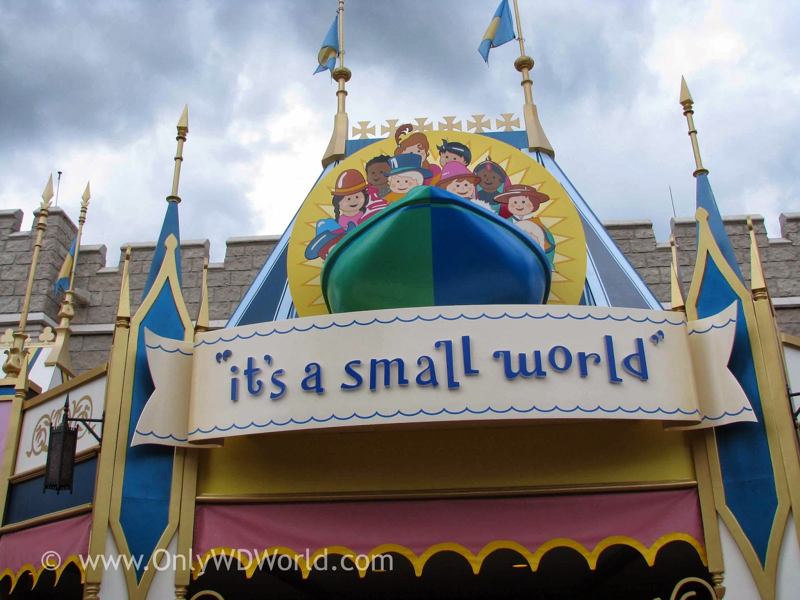 Disney World Classic Attraction Quot It S A Small World