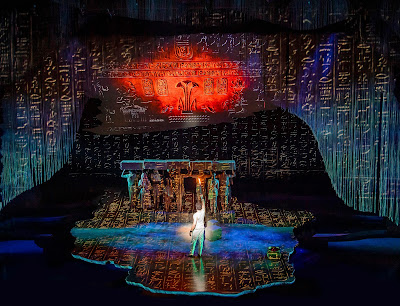 The Prince Of Egypt @ The Dominion Theatre
