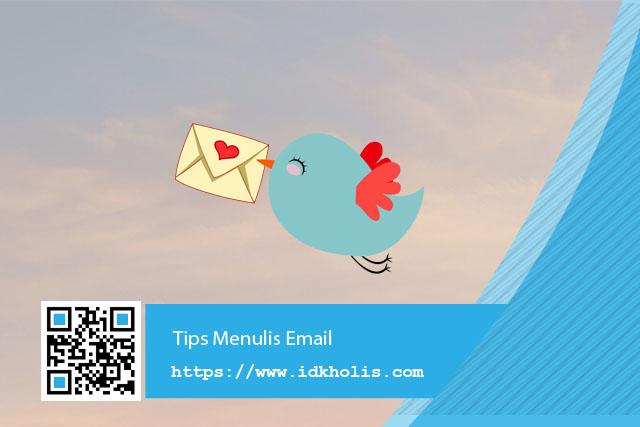 Tips Menulis Email