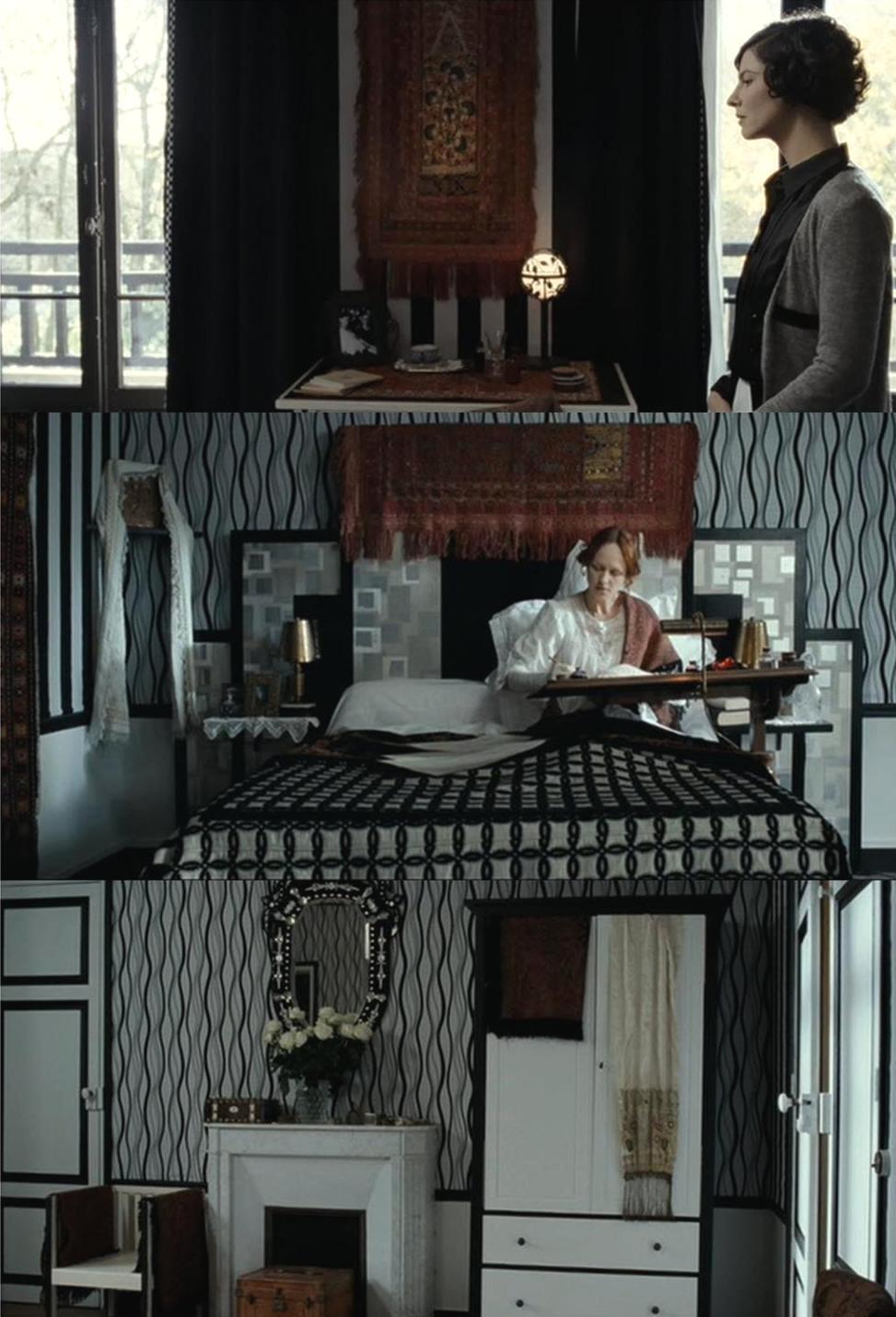 She Moves The Furniture Film Interiors Coco Chanel