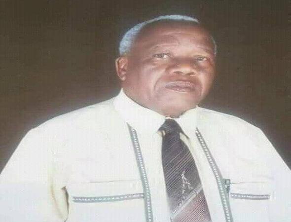 David Mluli, 80, photo