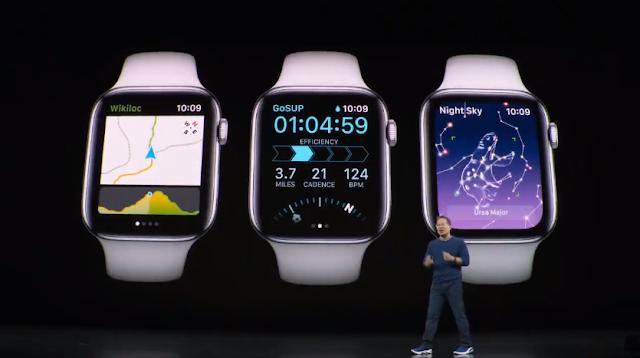 أعلنت شركة Apple رسمياً عن ساعة Watch Series 5