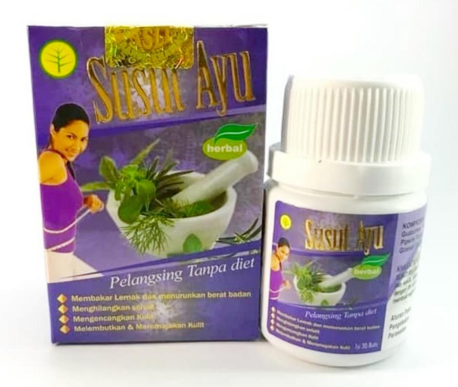Jual Herbal Pelangsing Susut Ayu