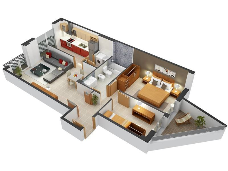 Custom%2BStylish%2BModern%2BHouse%2B3D%2BFloor%2BPlans%2B%2B%25287%2529 Customized Trendy Trendy Space 3-D Ground Plans Interior