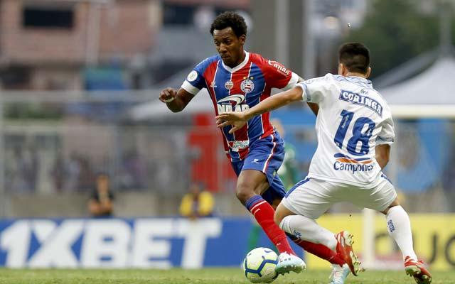 Bahia não joga bem, mas consegue gol na parte final e vence o CSA