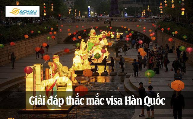 Xin visa Hàn Quốc có cần phỏng vấn không?