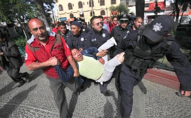 Zinacantepec, seguridad