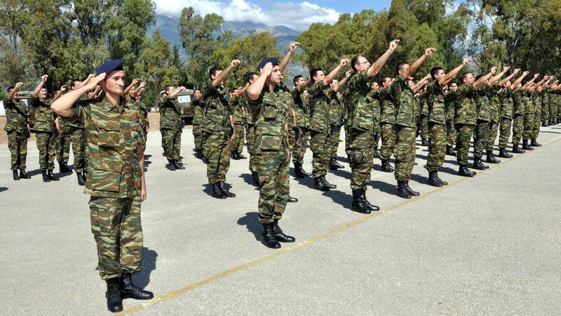 Δήμος Αλεξανδρούπολης: Κατάρτιση στρατολογικών πινάκων για τους γεννηθέντες το 2005