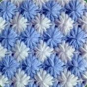 Punto Tupido a Crochet