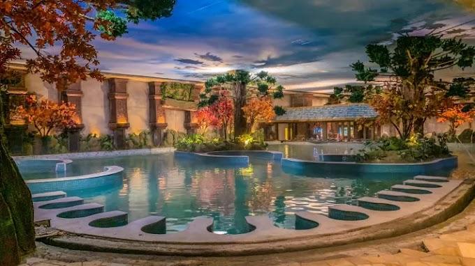 Primeiro parque aquático indoor com águas termais da América do Sul chega a Gramado!