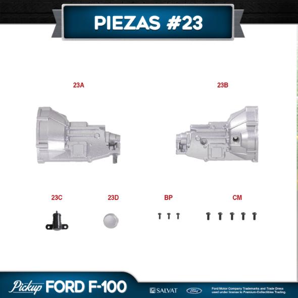 Entrega 23 Ford F-100