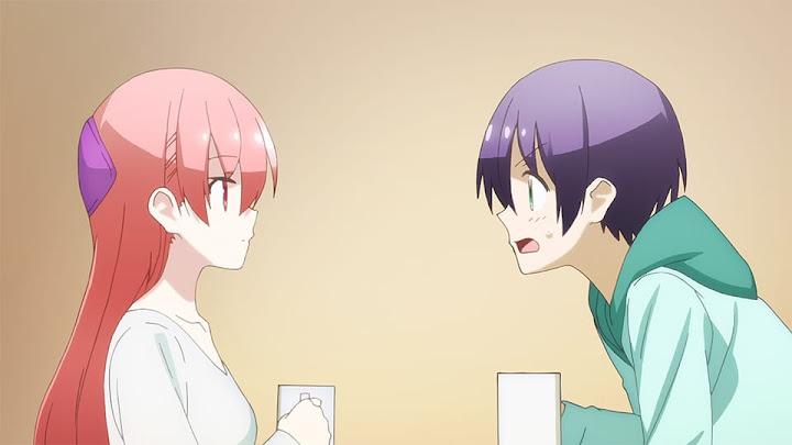 Spoiler Tonikaku Kawaii Episode 1