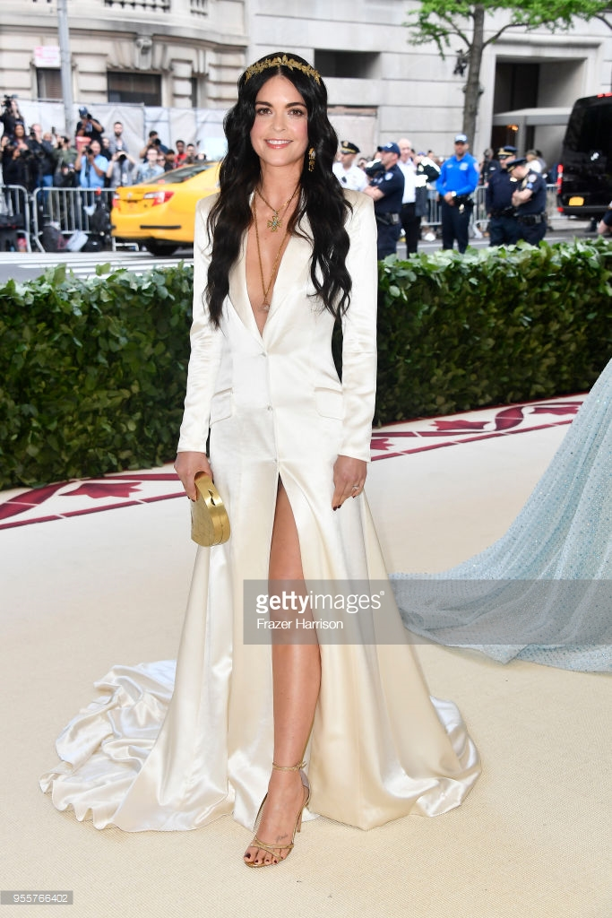 kate lee look met gala 2018