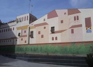 Mural de la Pomera a Sant Andreu