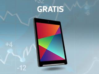 muestra gratis tablet