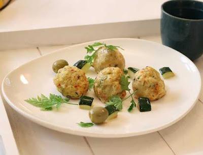Recipe of Chicken Cheese Balls