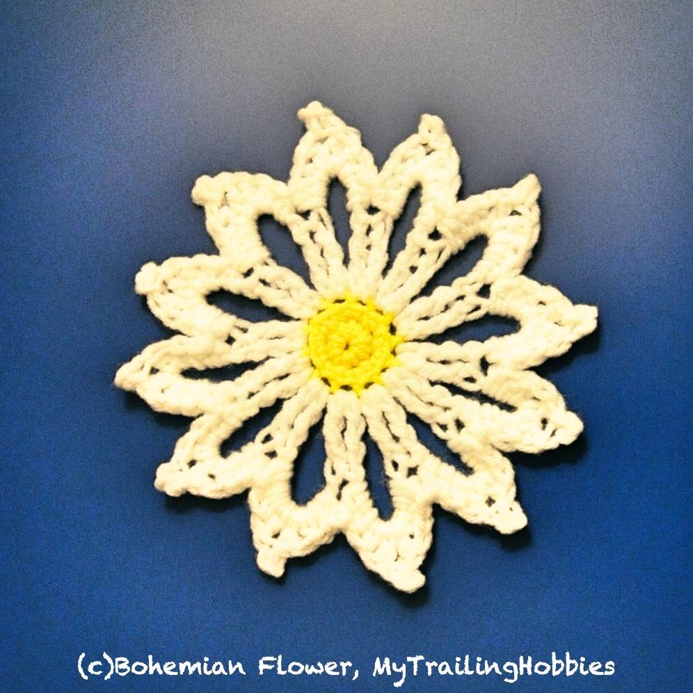 Daisy an easy crochet coaster so heres the crochet pattern izmirmasajfo