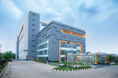 Binus University Jurusan – Daftar Fakultas dan Program Studi