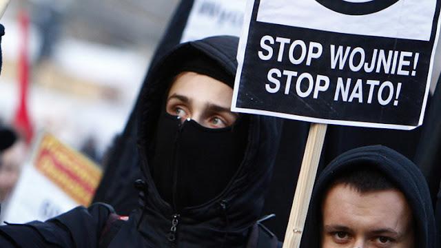 """No a la guerra, no al militarismo"": Cumbre anti-OTAN rechaza acciones de la Alianza"