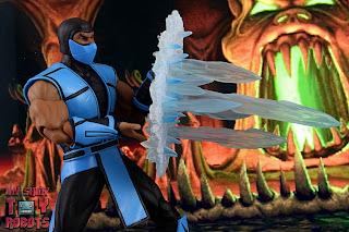 Storm Collectibles Mortal Kombat 3 Classic Sub-Zero 23