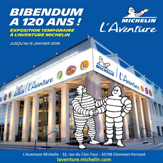 120 ans du Bibendum Michelin
